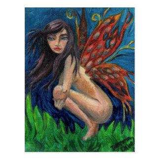 Serenity Fairy Postcard Faerie Postcard