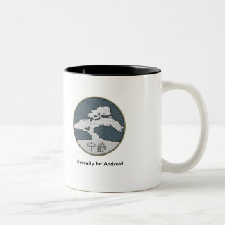 Serenity for Android Coffee Mug