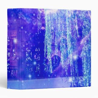 Serenity Garden Dreams 3 Ring Binders