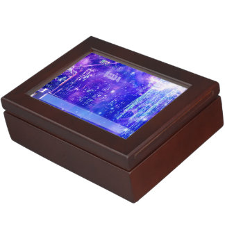 Serenity Garden Dreams Keepsake Box