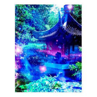 Serenity Garden Postcard