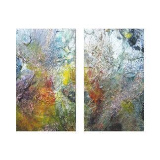 Serenity in Evolution Canvas Print