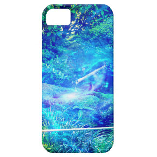 Serenity in the Garden Case For The iPhone 5