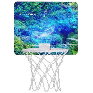 Serenity in the Garden Mini Basketball Backboard