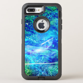 Serenity in the Garden OtterBox Defender iPhone 8 Plus/7 Plus Case