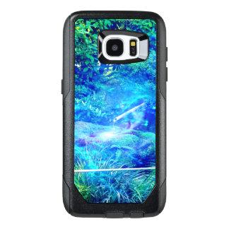 Serenity in the Garden OtterBox Samsung Galaxy S7 Edge Case