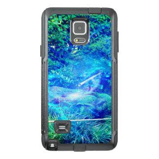 Serenity in the Garden OtterBox Samsung Note 4 Case
