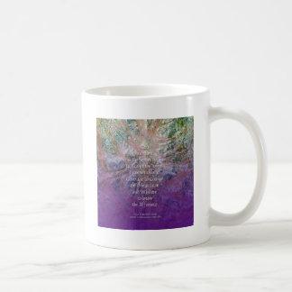 Serenity Incense Cedar Coffee Mug