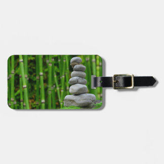 serenity luggage tag