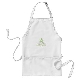 Serenity Now Massage Therapy Standard Apron