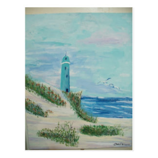 Serenity on Cape Cod Postcard