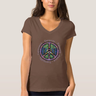 Serenity Patience Peace Tranquility Calmness T-Shirt