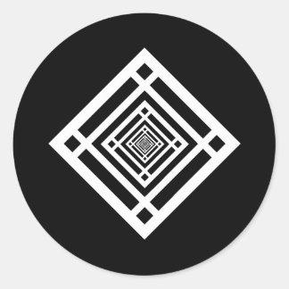 Serenity Pictures Logo Sticker