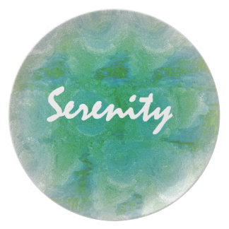 Serenity Plate