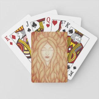 Serenity Poker Deck