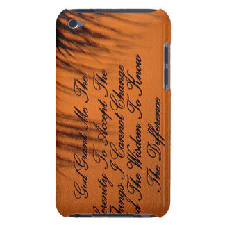 Serenity Prayer iPod Touch Case