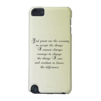 Serenity Prayer Apple Ipod5 Case