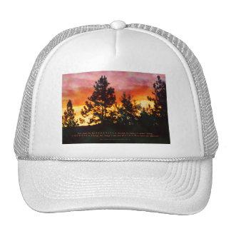 Serenity Prayer Daybreak Trucker Hat