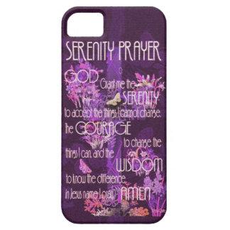 Serenity Prayer iPhone 5 Cover