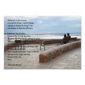 Serenity Prayer Photo Print