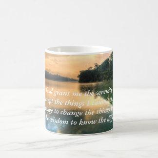 Serenity Prayer Scenic Mug