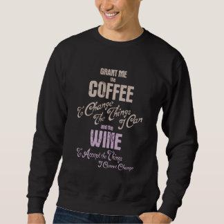 Serenity Wine III Sweatshirt