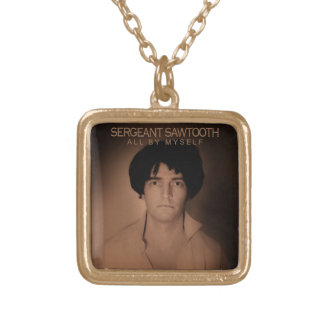 Sergeant Sawtooth All by Myself Necklace