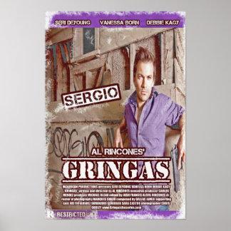 Sergio - Gringas Movie Poster