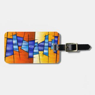 Seria Caloni V1 - the gift Luggage Tag