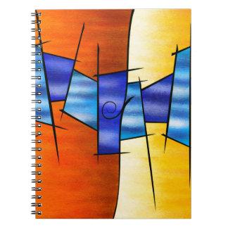 Seria Caloni V1 - the gift Notebook