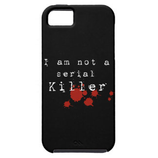 Serial Killer iPhone 5 Cases
