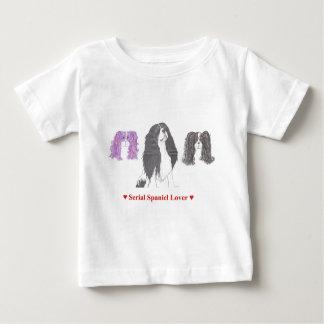 serial spaniel jpg baby T-Shirt