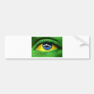 Serie Brasil Bumper Sticker