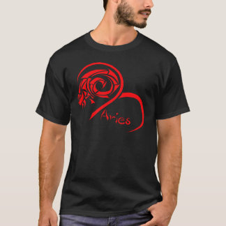 Series 1 Aries Red T-Shirt