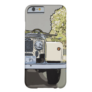 SERIES 1 - TIMELESS BARELY THERE iPhone 6 CASE
