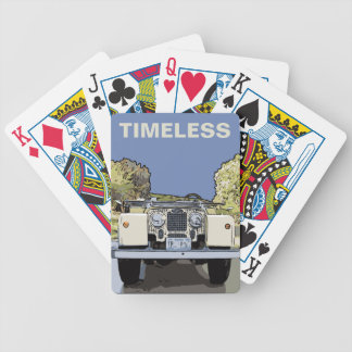 SERIES 1 - TIMELESS BICYCLE PLAYING CARDS