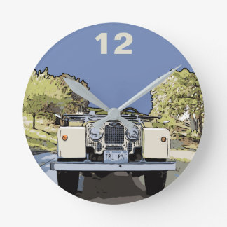 SERIES 1 - TIMELESS ROUND CLOCK