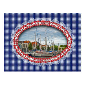Series: Greetings from Holland -Harbour Goes Postcard