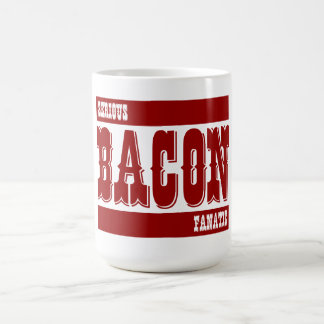 Serious Bacon Fanatic Classic White Coffee Mug