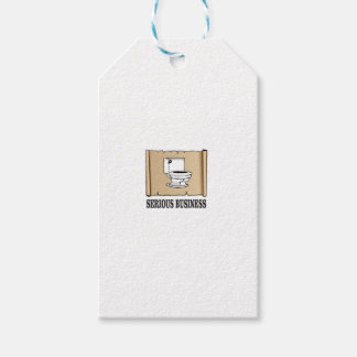 serious business fun pack of gift tags