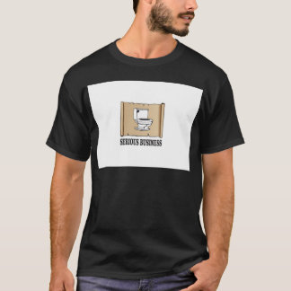 serious business fun T-Shirt