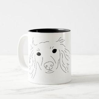 Serious Dachshund Mug