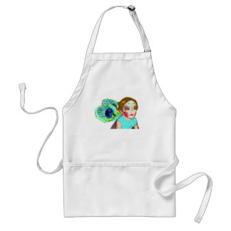 Serious Fairy Adult Apron