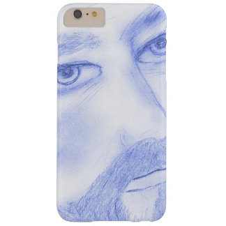 Serious Jesus Barely There iPhone 6 Plus Case