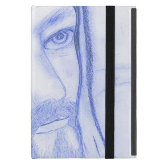 Serious Jesus Case For iPad Mini