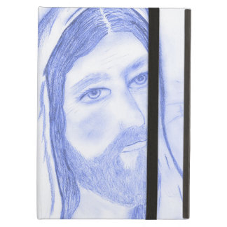 Serious Jesus iPad Air Cases