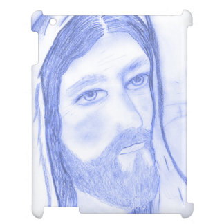 Serious Jesus iPad Covers