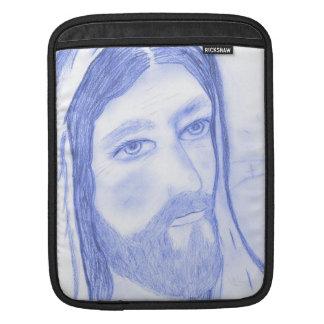 Serious Jesus iPad Sleeve