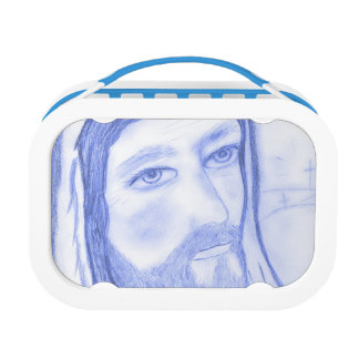 Serious Jesus Lunchboxes