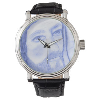 Serious Jesus Watch